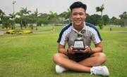 高尔夫:少年Brandon Han对高尔夫的奉献得到了回报,赢得了Tay Cheng Khoon Eagle奖
